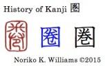 History of Kanji 圏