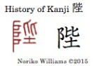 History of Kanji 陛