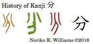 history-of-kanji-%e5%88%86