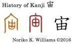 history-of-kanji-%e5%ae%99
