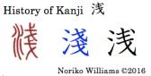 history-of-kanji-%e6%b5%85