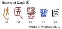 history-of-kanji-%e5%8c%bb
