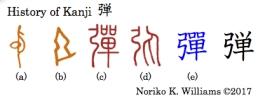 history-of-kanji-%e5%bc%be