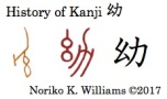 History of Kanji 幼