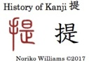 History of Kanji 提