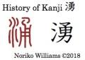 History of Kanji 湧
