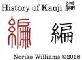 History of Kanji 編